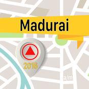 马杜赖 离线地图导航和指南 1
