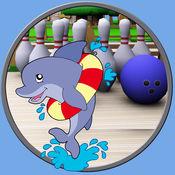 海豚保龄球的孩子 - 没有广告 drgt_nopu_3.0.0