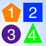 Baby Count: 学习形状,数字和颜色,手眼协调,精细动作,英语