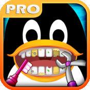 业余 牙医: 疯狂 牙科 俱乐部 为 女生 球员 & 企鹅 - 手术 游戏