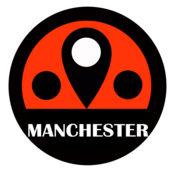 曼彻斯特旅游指南地铁路线英国离线地图 BeetleTrip Manche