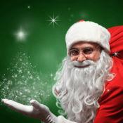 圣诞老人 照片贴纸 & 圣诞节快乐 和 新年快乐 相框  1