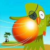 鹦鹉入侵 -   加勒比海海盗快速拍摄大礼包 - 免费版 1