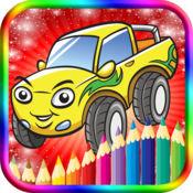 儿童图画书 Cute Cars 1.0.0