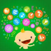 宝宝学语言 - 婴儿,幼儿,儿童和儿童提供免费的双语教学卡片