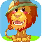 宝宝爱动物,儿童游戏,爸爸妈妈和宝宝的游戏-CN