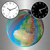 地球仪之城市时钟 2.1