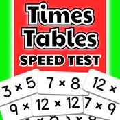 乘法速度测试。成为乘法高手! 1