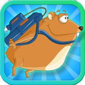 惊人的海狸日 - 勇敢的小英雄 1