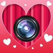 Love Pic - 图片爱情:照片编辑与心脏,爱情语录和爱情短语。