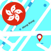 香港离线地图...