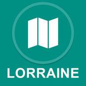 洛林,法国 : 离线GPS导航 1