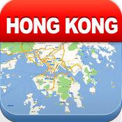 香港离线地图 - 城市 地铁 机场 4.3