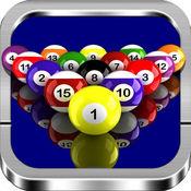 8球池台球3D 8 Ball Pool Billiard 3D 1