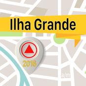 Ilha Grande 离线地图导航和指南 1