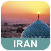 伊朗 离线地图 - PLACE STARS v1.1