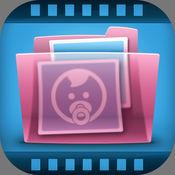 婴儿幻灯片制作 – 视频与音乐 1