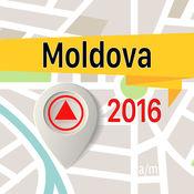 摩尔多瓦共和国 离线地图导航和指南 1