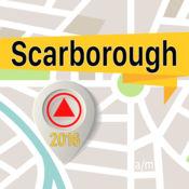 Scarborough 离线地图导航和指南 1