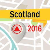 Scotland 离线地图导航和指南