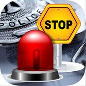 警笛声和铃声 - 设置从紧急音效警报及短信铃声 1