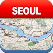 首尔离线地图 - 城市 地铁 机场 4.3