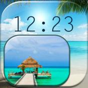 热带海滩壁纸 – 惊人夏天的壁纸的海滨景观为iPhone 1
