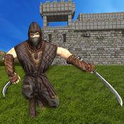 忍者战士刺客任务3D 1