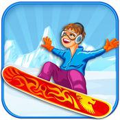 疯狂iStunt冲浪挑战赛 - 疯狂滑雪冒险 1