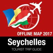 塞舌尔群岛 旅游指南+离线地图 1.8