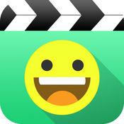 Emoji表情包视频...