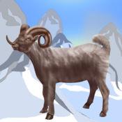 攀登世界之巅:冰雪山跳跃冒险 - 免费版 1