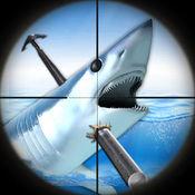 伟大 白 鲨鱼 猎...