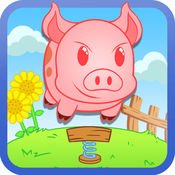 三只粉红小猪妹...