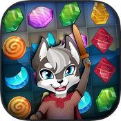 宝石砖:匹配3宝石益智游戏 9.240.1