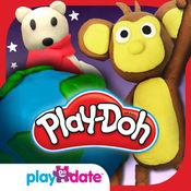 Play-Doh:拨开障碍找一找 1.1.1