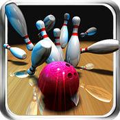 Bowling Game Flick 保龄球游戏 1