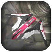3D银河航天火箭 - 一个超级英雄隧道气垫船飞扭 1