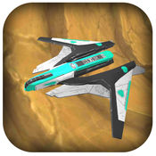 3D飞机银河旋 - ...