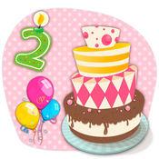 创建您的生日蛋糕 1