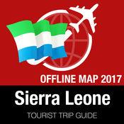 塞拉利昂 旅游指南+离线地图 1.8