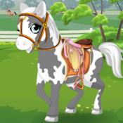 玛丽的小小马扮靓 - 换装和化妆游戏谁爱马游戏的人 1.1