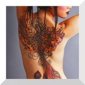 纹身设计 桌面壁...