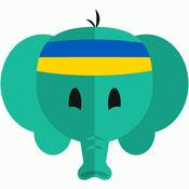 学习乌克兰 - 语翻译,单词和旅行短语 1.0.0