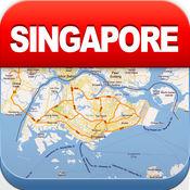 新加坡离线地图 - 城市 地铁 机场 4.4
