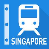 新加坡铁路线图 - 地铁、捷运、圣淘沙 2.2.0