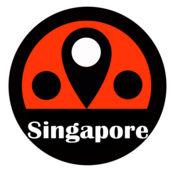 新加坡旅游指南地铁路线离线地图 BeetleTrip Singapore tr