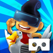 3D 城市跑酷VR-全球最经典的跑酷游戏 1.1