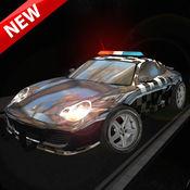 3D Crime Police. 赛车游戏 抢劫逃逸 警车赛跑 驾驶模拟器