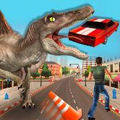 3D恐龙模拟器恐龙生存狩猎游戏 1